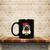 Funny Cartoon Hip Hop Pug Dog Coffee Mug, Tea Mug, Coffee Mug, Pug Dog Mug,