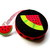 Tape Measure with Watermelon Retractable  Measuring Tape