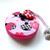 Measuring Tape Ladybugs on Pink Retractable Pocket Tape Measure