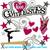 I Love Gymnastics Cross Stitch Pattern***LOOK*** ***INSTANT DOWNLOAD***
