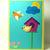 Birdhouse, Birds, Flower, Cloud and Sun Metal Cutting Die Set