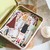 La Dolce Vita sticker set (25 pieces) in a tin - You & Me - perfect for
