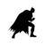 Batman 03 Superhero graphics design SVG DXF EPS Png Cdr Ai Pdf Vector Art
