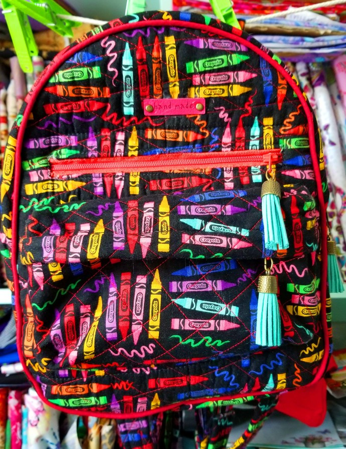 School Days Backpack