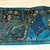 "Teal 16"" x 48"" (T1) Boho Style Gypsy Bohemian Wall Hanging decor-"