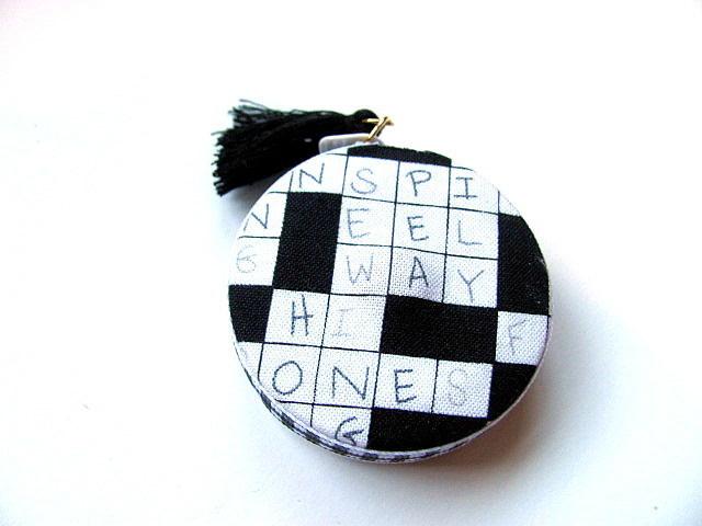 Tape Measure Crossword Puzzle Retractable Measuring Tape
