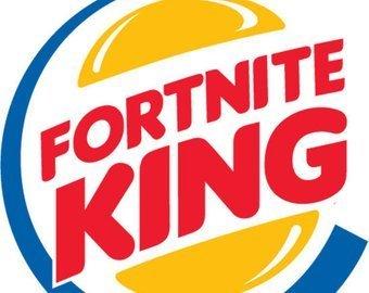 Fortnite svg. King ffortnite file clipart