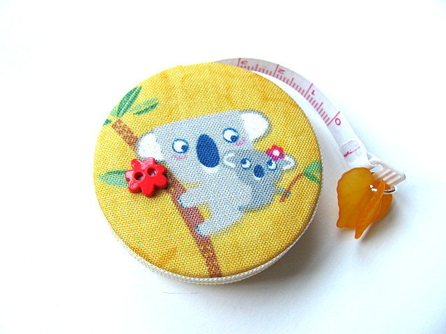 Measuring Tape with Koalas Retractable Tape Measure
