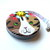 Retractable Tape Measure Flower Cats Small Tape Measure