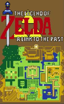 Zelda Map and Banner