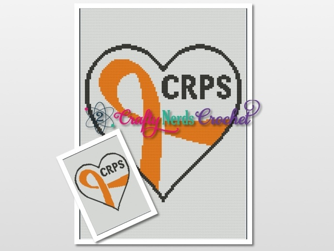CRPS Awareness Pattern Graph With Mini C2C Written