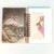 Vintage Children's Reader Junk Journal, Art Journal, Sammy the Seal, Smash Book