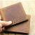 Dad Gifts - Leather Wallet For Dad - Perfect Gifts For My Dad - Engraved Leather