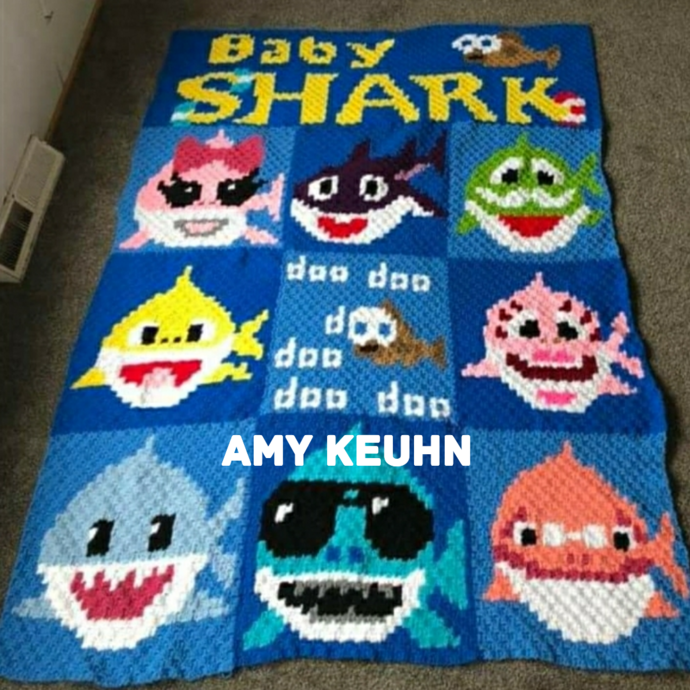 Baby Shark Doo Doo Bundle - SC & C2C - Full Version