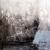 Instant Download, Minimalist Art,Black & Light blue Abstract Art, Minimalist