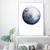 La Luna Print, Moon Poster, La Luna Wall Art, La Luna, Full Moon Print, Moon Art