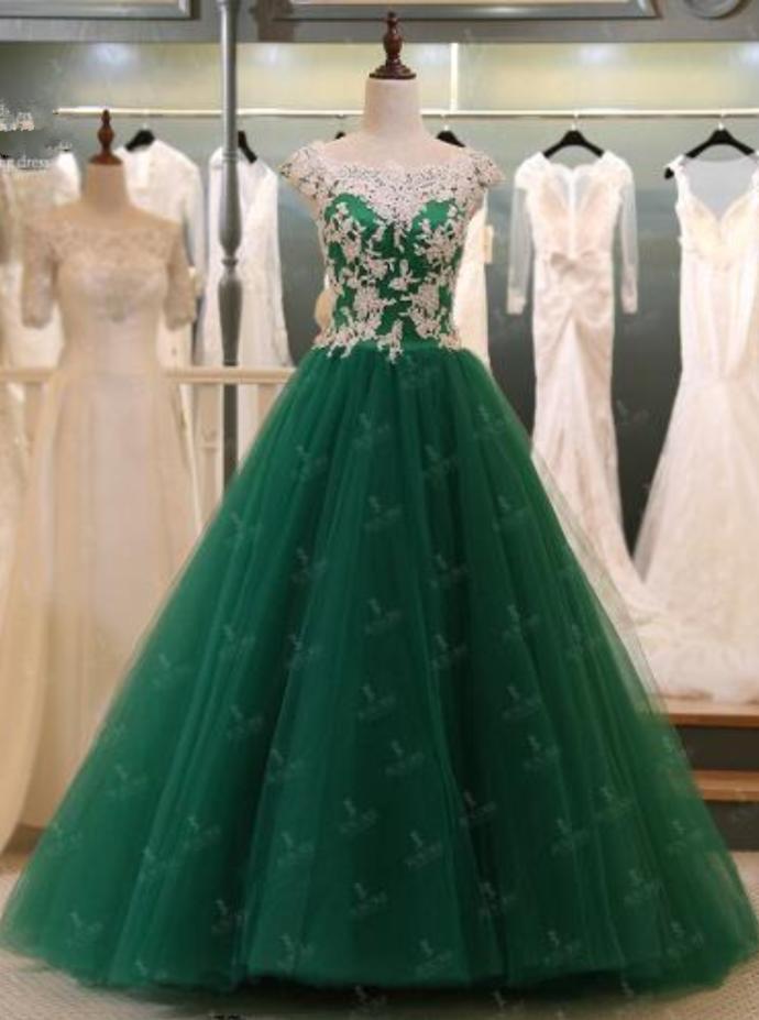 New women fashion lace  dress dress Sleeveless A line floor length dress