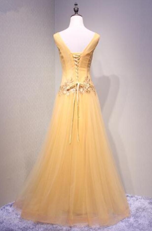 V Neck Sexy Women Evening Dress Evening Dress Formal Dress