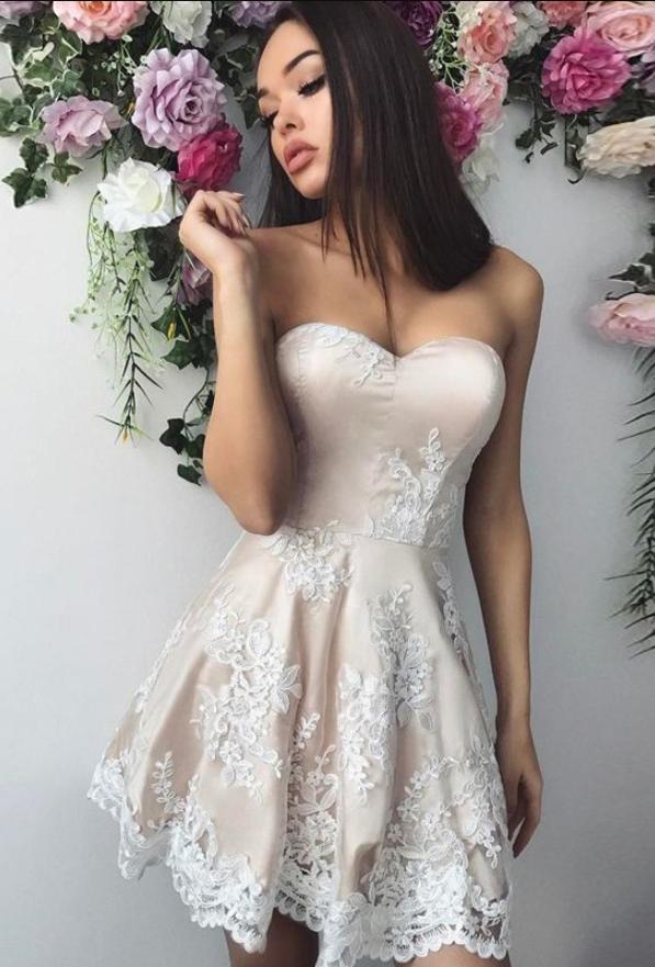 short homecoming dress, cute homecoming dress, homecoming dresses