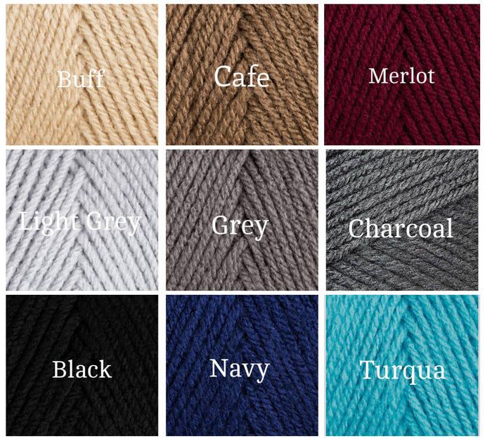 Crochet Newsboy Cap Brown Slouchy Visor Hat Handmade Hat Black Beige Grey Merlot