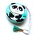 Measuring Tape Giant Pandas  Retractable Tape Measure