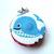 Measuring Tape  Lobster and Whale Retractable Tape Measure
