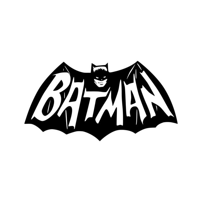 Batman 12 Superhero Graphics Design Svg Dxf By