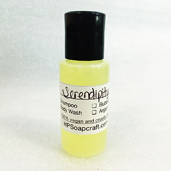 RTS Serendipity body wash shower gel sample travel size (compare to Chanel