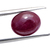 Natural Ruby Hand Polished Precious 10 x 8 mm Oval Cabochon Loose Gemstone