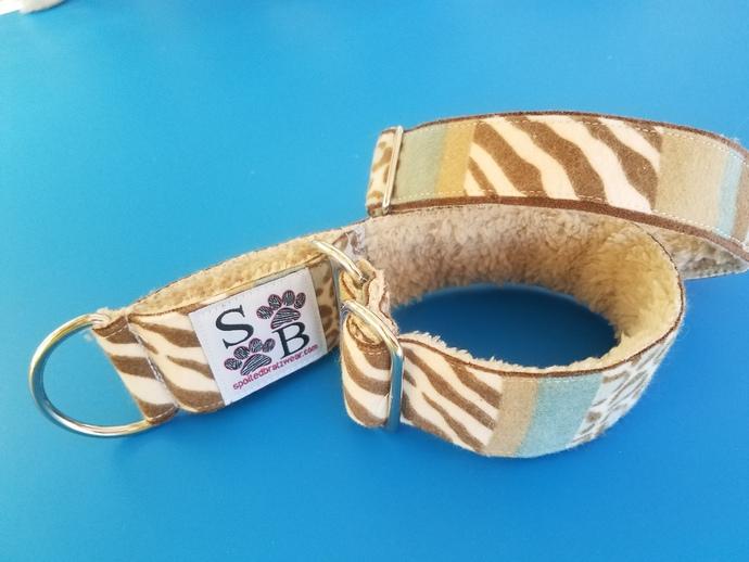 Softie Slip Collar and matching tag collar set