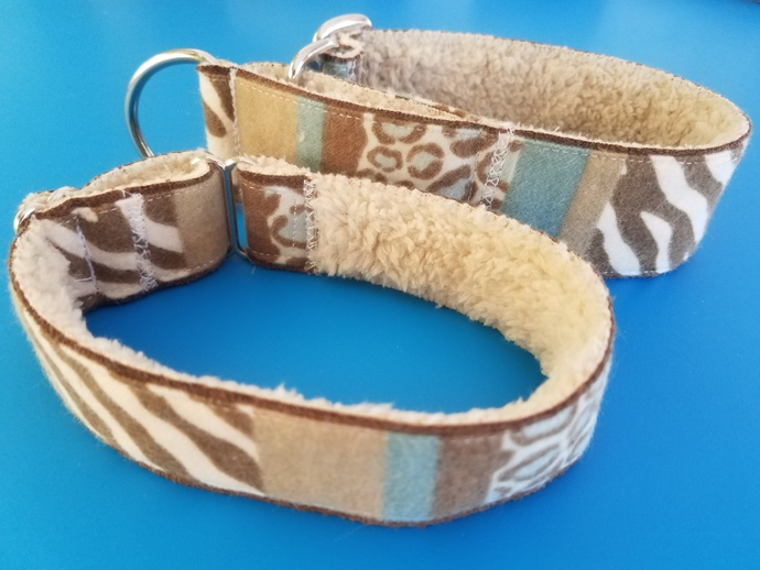 Softie Slip Collar and matching tag collar set
