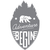 Grizzly Adventure Shield - The Great Outdoors Series - Etched Decal - For