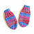 Baby Mittens. Thumbless Mittens. Knit Winter Mitts Without Thumbs. Infant Hand