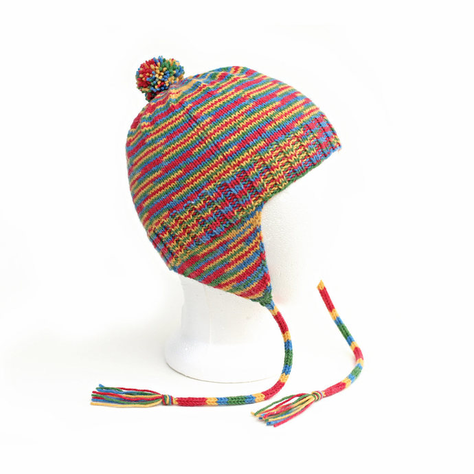 Ear Flap Hat Child, 2 to 6 Years