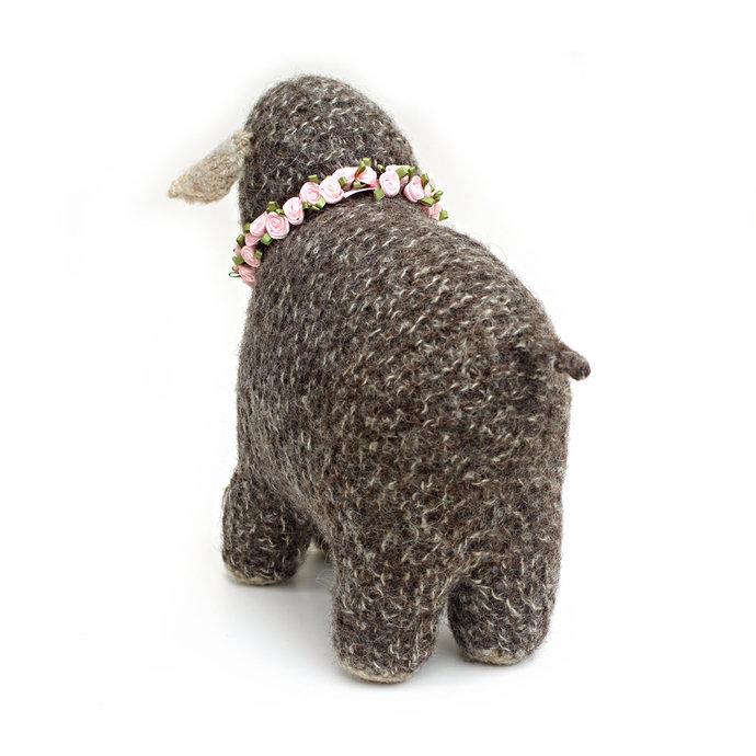 Stuffed Animal Lamb