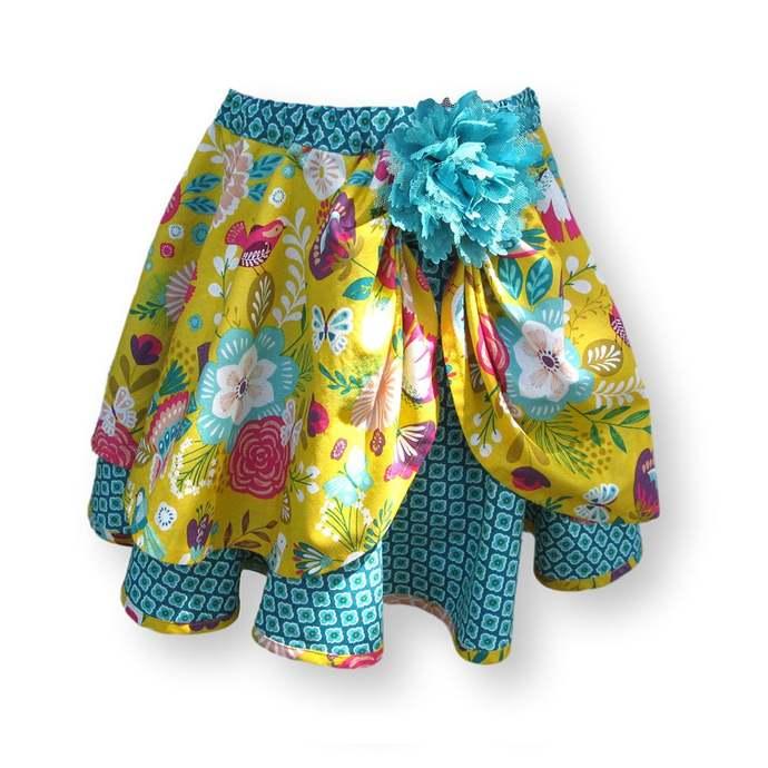Circle Skirt, Girl's Size 5
