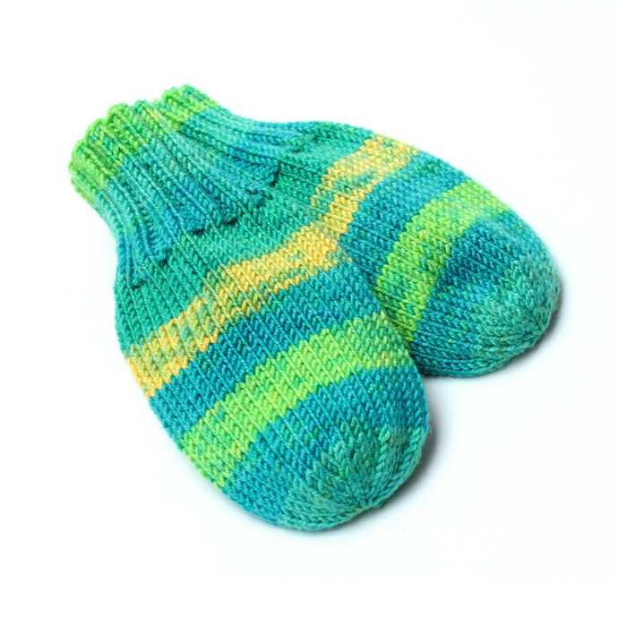 Baby Mittens Made to Order, Preemie/Newborn to 24 Months