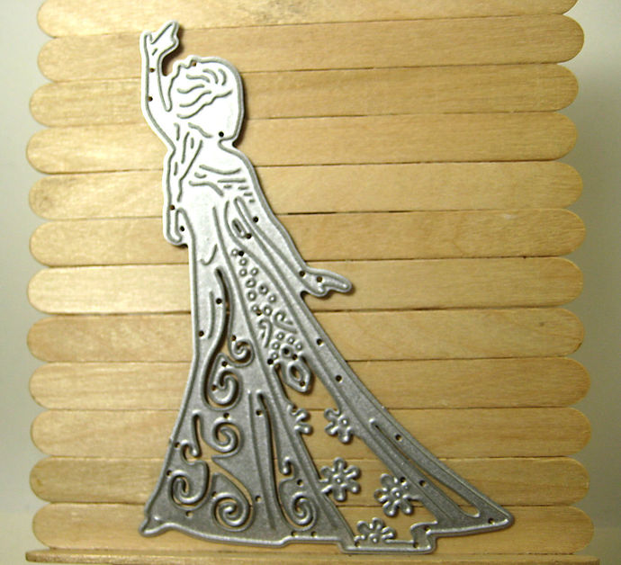 Elsa Metal Cutting Die
