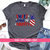 Sweet Land of Liberty, Independence Day, Memorial Day Outfit, Red White and