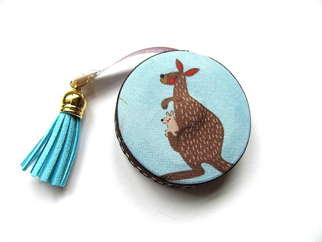 Tape Measure Kangaroos Retractable Measuring Tape
