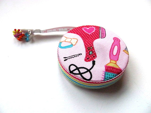 Tape Measure Hair Dresser Pocket Retractable Measuring Tape