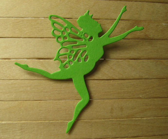 Small Fairy Cutting Die Style A