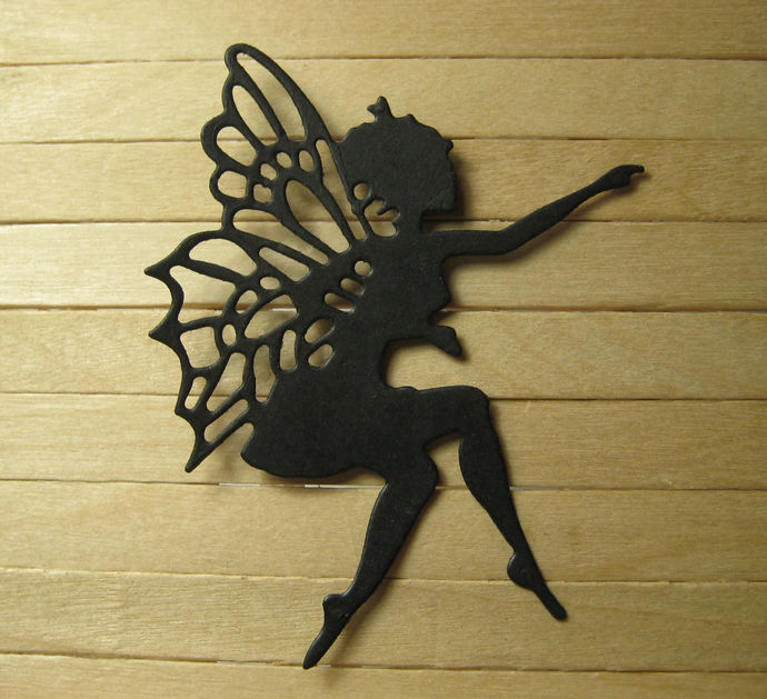 Small Fairy Cutting Die Style B