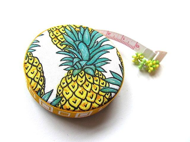 Tape Measure Pineapples  Retractable Measuring Tape