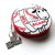Tape Measure Knitting Theme Retractable Measuring Tape