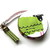 Measuring Tape Green Modern Sheep  Retractable Tape Measure