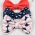 Avery Bow -  4th of July Collection - Play Ball!