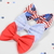 Avery Bow -  4th of July Collection - Star Spangled Banner