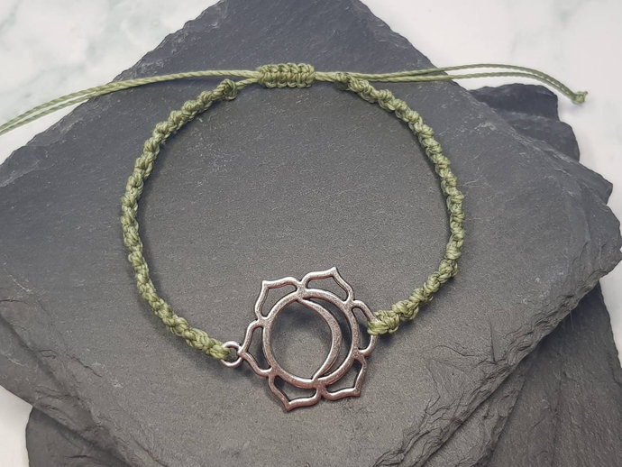 Sacral Chakra Charm Bracelet ~ Svadhishthana Chakra ~ Nirmana ~ meditation
