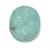 Amazing! Emerald Precious Hand Polished Carved Oval 18 x 15 MM Loose Gemstone